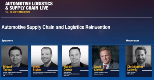 supply chain and logistics reinvention